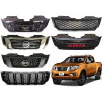 Wholesale Auto Replacement Parts Upgrade Front Grille for Nissan NP300 Navara 2015 Frontier from china suppliers