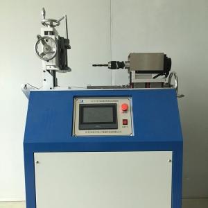 China Instrument Lock Drilling Proof Testing Machine Mechanical Anti - Theft Door Lock Detection Plug Door Lock Detection on sale