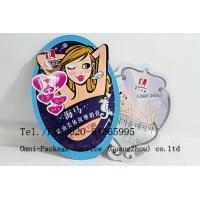 Irregular Shaped Personal Care Cosmetic Packaging Bags , Standup Pouches