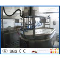 China complete set 5000L per hour  industrial Milk processing line for arious kinds of milk products on sale