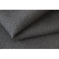 Buy cheap Soft Textile Double Weave Fabric , Comfortable 80 Wool 20 Nylon Fabric from Wholesalers