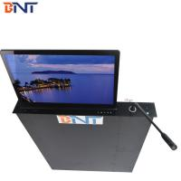 Wholesale 17.3 Inch  Screen Table Motorized Computer Monitor Mechanism With Motorized  MIC from china suppliers