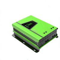 China Three Stages Charging Mppt Solar Charge Controller For Portable Solar System , Solar Cell Controller on sale
