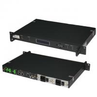 Wholesale Indoor 4~10mW 1550nm CATV Optical Transmitter With Dual Power High Reliability from china suppliers