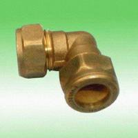 Wholesale Sturdy Elbow Made of Brass from china suppliers