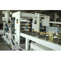 Wholesale Adjustable TPU Sheet Extrusion Line Machinery Easy Operation Maintenence from china suppliers