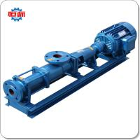 Wholesale Electric Motor Rotary Screw Pump Driven Industrial Positive Displacement Screw Pump from china suppliers