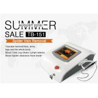 Buy cheap 30MHz RBS Vascular Lesion Spider Vein Treatment Machine For Blood Vessel Removal from wholesalers