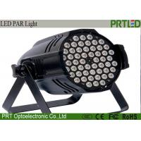 Wholesale Nightclub Stage LED Par Spotlight RGBW 4 In 1 Wash LED 54x3 Watt FCC Approved from china suppliers