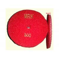 "Wholesale High Working Efficiency 4 "" Resin Diamond Floor Polishing Pads For Stone from china suppliers"