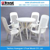 Wholesale Plastic injection molding chair molding for garden and living room mould maker from china suppliers