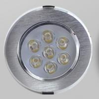 Wholesale Natural White LED Spotlights High lumen Spot Lighting for Hotel E27 / GU10 from china suppliers