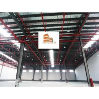 Wholesale prefabricated light building construction design steel structure from china suppliers