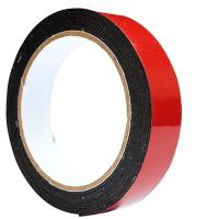 China Good Initial Adhesion Pe Acrylic Adhesive Foam Tape For Door And Window Sealing on sale