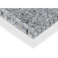 China PVDF Coated Honeycomb Stone Panels Self Cleaning For Interior Aluminium Wall Panels on sale