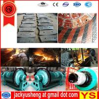 Buy cheap manganese ball mill spares, Mn13Cr2 ball mill spares, Mn18Cr2 ball mill spares from wholesalers