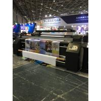 Wholesale Large Format Polyester Fabric Printing Machine 5500w from china suppliers
