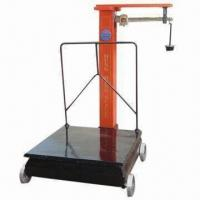 Wholesale 100 to 1000kg Mechanical Platform Scale with Copper Rule and Square Pillar from china suppliers