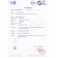 Wuxi Issac Industry Co., Ltd. Certifications