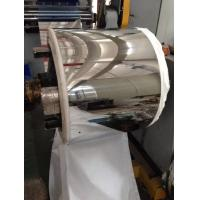 Polished Finish Stainless Steel Rolls , Hot Rolled / Cold Rolled Stainless Steel Coil