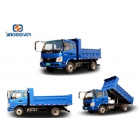 Wholesale blue A3H63K1P01 5T 10T 16T 4X2 Mini Dump Truck from china suppliers