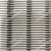 China Architectural metal mesh,Stainless Steel decorative metal mesh,The Benefits of Architectural Wire Mesh on sale