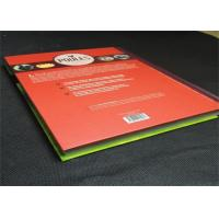 Wholesale Casebond Hardcover Book Printing Services PMS Color For Entertainment , printing art books from china suppliers