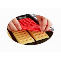 Wholesale Kitchen Rectangle Silicone Baking Molds / Silicone Waffle Mould Bakeware Cooking Tools from china suppliers