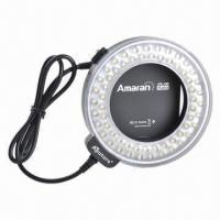 Wholesale Macro LED Ring Light/Camera Flash Light with 6 Working Modes  from china suppliers