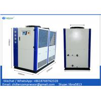 Wholesale Hot Sale 20hp 30hp Air Cooled Water Chiller for Plastic Extrusion Line from china suppliers