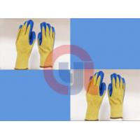 Breathable Aramid Fiber Gloves , Cut Resistant Safety Gloves For Cutting / for sale