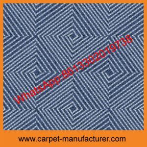 Plain Customerized hotel high grade nylon carpet tiles commercial with backing