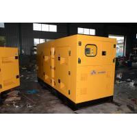 China Perkins Diesel Engine Soundproof Generator Set, Marathon Alternator 108kW Made in China on sale