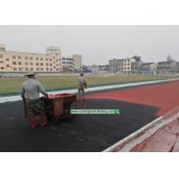 Buy cheap 13mm Synthetic Rubber Flooring Abroad Construction Service On - Site Guidance from wholesalers