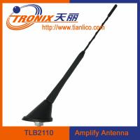 Wholesale roof mount car electronic antenna/ amplifier am fm car antenna TLB2110 from china suppliers