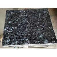 Wholesale Natural Azul Blue Pearl Royal Polished Norway Blue 12X12 Granite stone tiles slabs from china suppliers