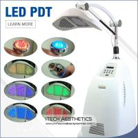 Wholesale Professional PDT LED Light Therapy Machine , 7 Colors Facial Light Therapy Devices from china suppliers