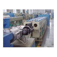 Wholesale Full Automatic Conical Twin Screw Extruder , PVC Pipe Production Line​ With Siemens Motor from china suppliers
