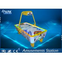 China Coin Operated Video Arcade Game Machine Air Hockey Table For Sale on sale