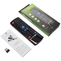 Wholesale IR Learning Remote Wireless Air Mouse , Android Tv Box Mouse Keyboard With IR Copy Function from china suppliers