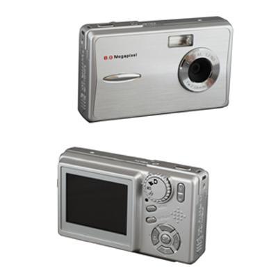 Quality 5.0Mp CMOS digital still camera-slim design(TDC-550) for sale