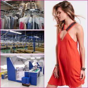 2015 new design China women dress factory product mirror beaded Bohemian Dress