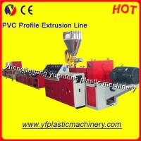 Buy cheap PVC Profile Extrusion Line from wholesalers