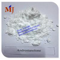 Wholesale Stop Hair Loss Effectively white crystalloid powder Stanolone Top Quality  Raw Powder from china suppliers