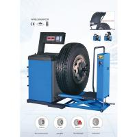 China Sinomake SM-W69 Blue Color China Wheel Balancer Cheap Tyre Balancer Machine on sale