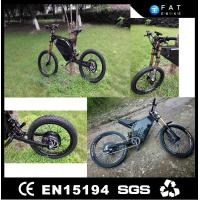 Wholesale New arrival stealth bomber b52 moutain electric bike for sale. from china suppliers