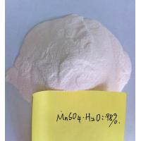 China Top supplier 31.8% feed grManganese Sulphate monohydrate in China on sale