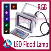 Wholesale USA CREE DMX512 RGB control 50W LED flood lights AC85~265V 5000lm CE&ROHS from china suppliers