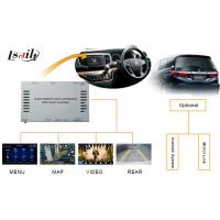 China R-Hand / L-Hand Honda Video Interface GPS for 2014  City / Jazz / FIT / Accord 9 / Odyssey / City on sale