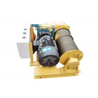 Wholesale Factory industrial mechanical high speed electric cable pulling winch for lifting from china suppliers